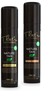 Nature Tan Intense Bronze - Autobronzant vegan certifié Vaganok (That's So)