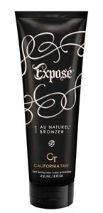 Exposè au Natural Bronzer Step1 (CaliforniaTan) 235ml