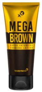 MEGA BROWN Super Intensive Tanning Lotion (Tannymaxx)