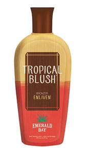 Tropical Blush - Lotion chauffante à base gingembre, grenade et agave (Emerald Bay)