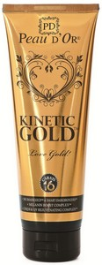 Kinetic Gold (Peau d'or)  250ml - 2+1 gratuit