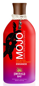 Mojo Dark HOT Bronzing Sauce (Emerald Bay)