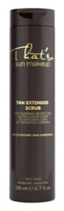 Gommage Tan extender Scrub (That'so)