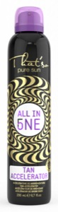 All In One Tan Accelerator 175ml (That's So Pure Sun)