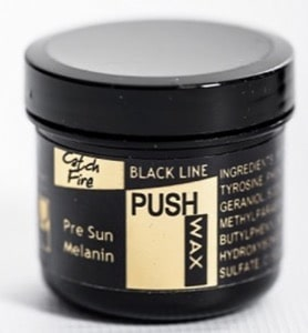 Push Wax - Catch Fire - A base de mélanine pure