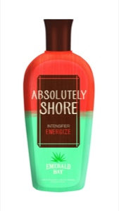 Absolutely shore - Lotion à base gingembre, grenade et agave (Emerald Bay)