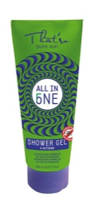 All In One Shower Gel (That's So)