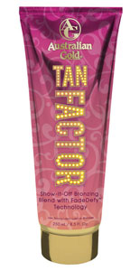 Tan Factor - Agents Bronzants Naturels (Australian Gold)