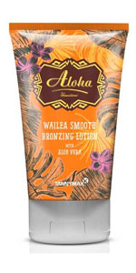 Aloha Wailea Smooth Bronzing Lotion (Tannymaxx) - Tube de 100ml