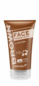 Lotion Brown Face (Tannymaxx) - 50ml