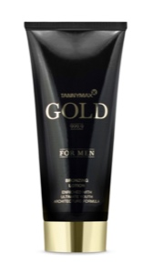 Gold for men Bronzing Bronzing - Accélérateur de bronzage (Tannymaxx)