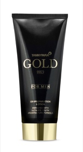 Gold for men UV preparation - Accélérateur de bronzage (Tannymaxx)