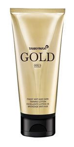 Gold 999,9 Finest Anti Age Tanning Lotion (Tannymaxx)